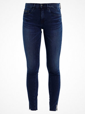 Calvin Klein Jeans MR SKINNY TWISTED AN Jeans Skinny Fit extreme marin