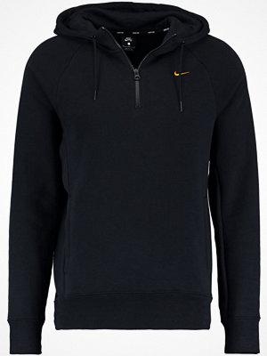 Nike Sb ICON Luvtröja black/circuit orange