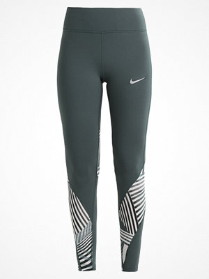Nike Performance POWER EPIC LUX  Tights vintage green/pale grey