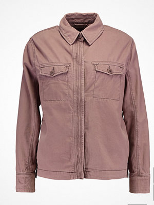 Abercrombie & Fitch Tunn jacka antler