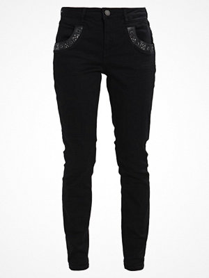 Jeans - Mos Mosh Jeans slim fit black denim