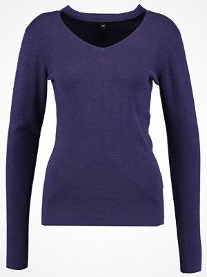 Dorothy Perkins NEEDLE Stickad tröja purple