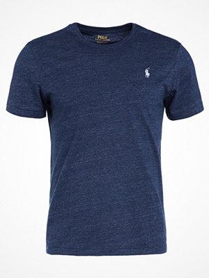 Polo Ralph Lauren SLIM FIT Tshirt bas blue eclipse heather