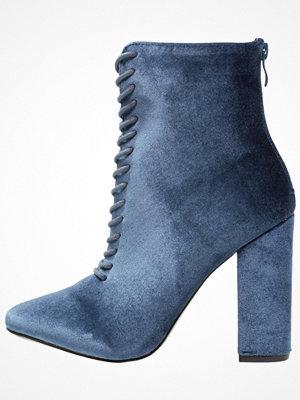 Glamorous Klassiska stövletter blue