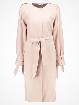 Only ONLCECILIE LONG Trenchcoat rose smoke