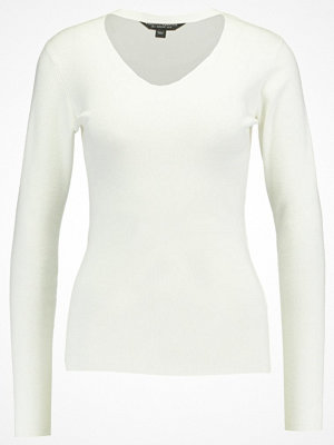 Dorothy Perkins Stickad tröja ivory