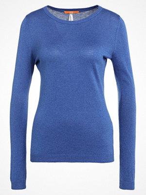 BOSS Orange IDDYENNA Stickad tröja medium blue