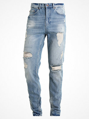 YourTurn Jeans relaxed fit  destroyed denim