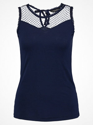 Dorothy Perkins TIE BACK  Linne navy blue