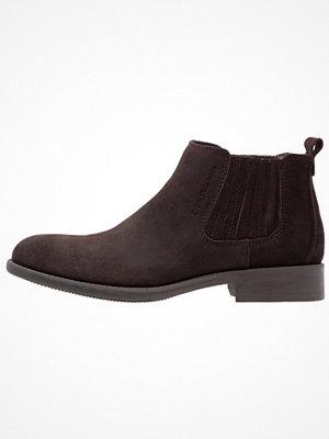 Boots & kängor - Calvin Klein Jeans NALIN Stövletter mocha