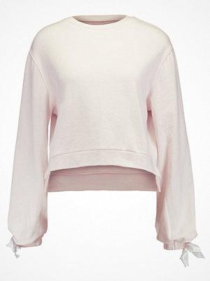 Even&Odd LACE UP SLEEVE  Sweatshirt rose
