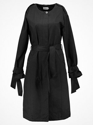 Trenchcoats - Only ONLCECILIE LONG Trenchcoat black
