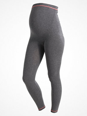 Mamalicious MLTIA JEANNE ACTIVE  Leggings dark grey melange
