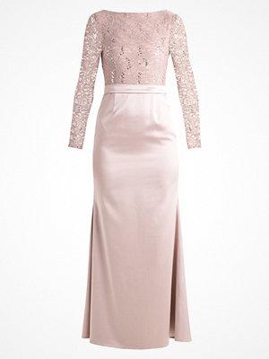 Young Couture by Barbara Schwarzer Festklänning beige