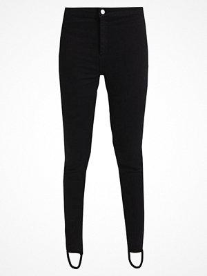 Topshop STIRRUP JONI  Jeans Skinny Fit black