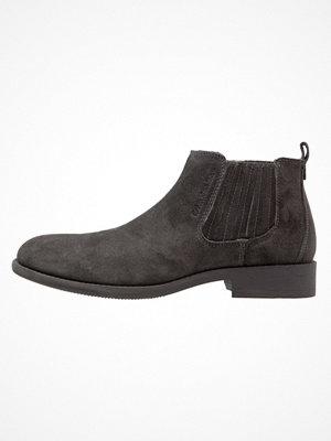 Boots & kängor - Calvin Klein Jeans NALIN Stövletter charcoal