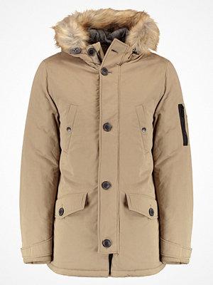 Burton Menswear London ALASKA Vinterjacka stone
