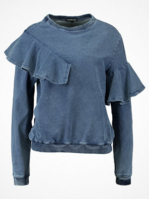 Second Script Petite JESSIE Sweatshirt blue denim