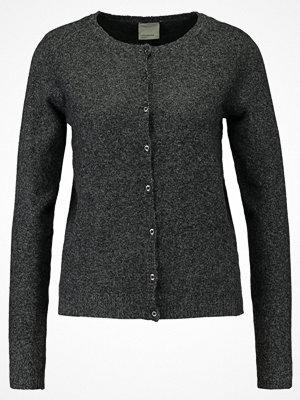 Cardigans - Vero Moda VMBRILLIANT ONECK  Kofta black beauty/melange