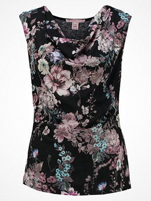 Anna Field FLORAL Blus black/purple/beige/light blue