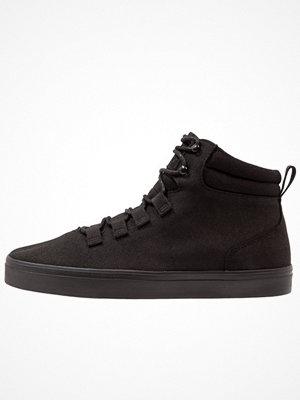 Sneakers & streetskor - YourTurn Höga sneakers allblack
