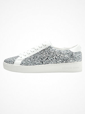 MICHAEL Michael Kors IRVING LACE UP Sneakers silver