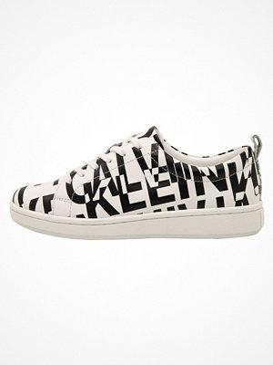 Calvin Klein DANYA  Sneakers white/black