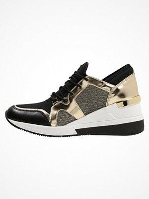 MICHAEL Michael Kors SCOUT TRAINER Sneakers black/pale gold