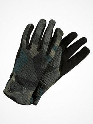 Spyder STRYKE CONDUCT Fingervantar guard camo print/black