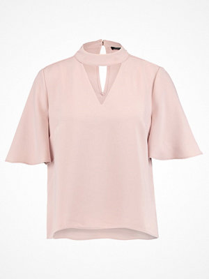 one more story Blus silver pink
