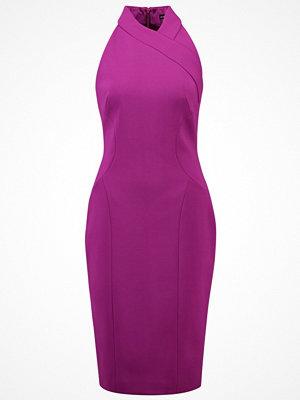 Karen Millen EXTREME CUT OUT Jerseyklänning pink