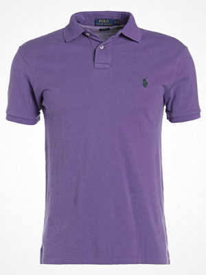 Polo Ralph Lauren WEATHERED SLIM FIT Piké seville purple