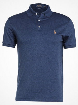 Polo Ralph Lauren SLIM FIT Piké monroe blue heather