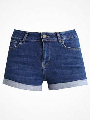 Shorts & kortbyxor - Even&Odd Shorts blue denim