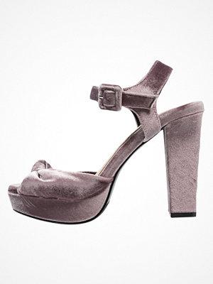 Dorothy Perkins DP X VERO MODA DUBLIN Sandaletter purple