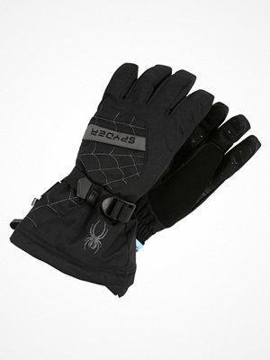 Spyder OVERWEB Fingervantar black/polar