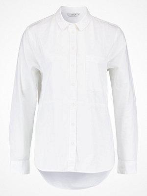 Only ONLLAURETTE OVERSIZED  Skjorta bright white
