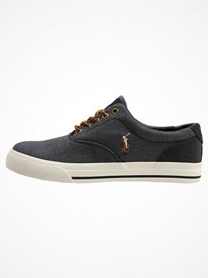 Polo Ralph Lauren END VAUGHN  Sneakers black/dark carbon