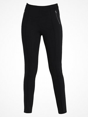Vero Moda VMSELMA ZIP  Leggings black