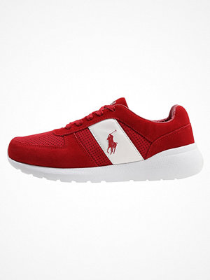 Polo Ralph Lauren CORDELL Sneakers devon red