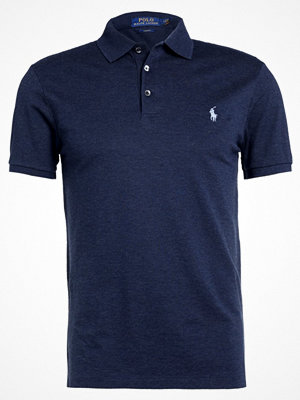 Polo Ralph Lauren SLIM FIT Piké winter navy heather