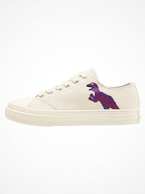 Ps By Paul Smith KINSEY Sneakers off white cotton canvas