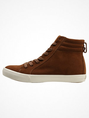Polo Ralph Lauren GAVEN Höga sneakers brown