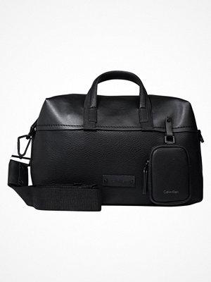 Calvin Klein JOAH MEDIUM DUFFLE Weekendbag black