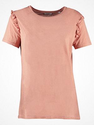 KIOMI Tshirt med tryck nude