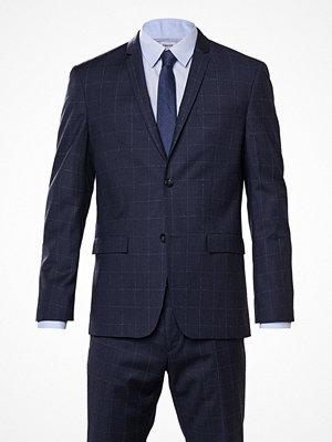 Calvin Klein TABOR/PARIS MOULINE Kostym true navy