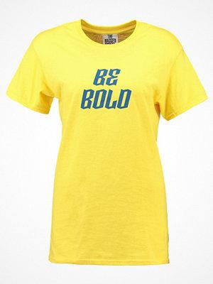The Ragged Priest B&&B BE BOLD  Tshirt med tryck yellow