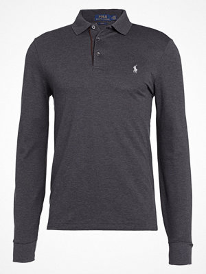 Pikétröjor - Polo Ralph Lauren SLIM FIT Piké windsor heather