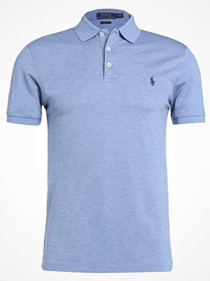 Polo Ralph Lauren SLIM FIT Piké campus blue heather