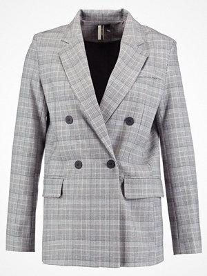 Topshop B&&B CHECK  Blazer grey